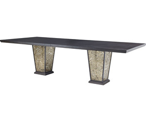 Обеденный стол BAKER AGATE RECTANGULAR DINING TABLE BY JEAN LOUIS DENIOT
